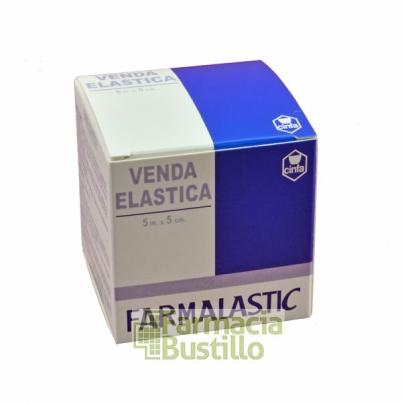 Venda Elastica Farmalastic 5mx5cm