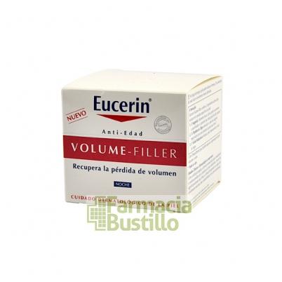 EUCERIN Volumer Filler Crema de Noche Volumen y Firmeza FPS 15 50ml CN 167069