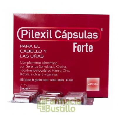 PILEXIL FORTE Anticaida 100 CÁPSULAS   CN 166904