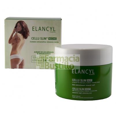 Elancyl CELLU SLIM Noche Cuidado Anticelulítico Intensivo 250ml