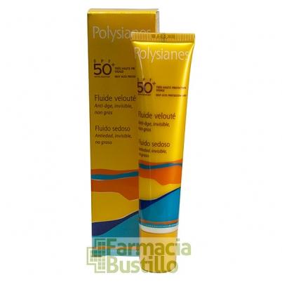 POLYSIANES Crema cara muy alta proteccion SPF 50+ 40ml