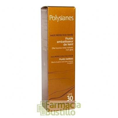 Polysianes Fluido Belleza con color SPF +30