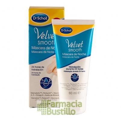 Dr Scholl Velvet Smooth Mascara de Noche 60ml