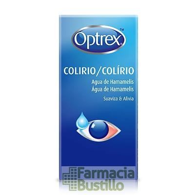 Optrex Colirio con Agua de Hammamelis CN 173423