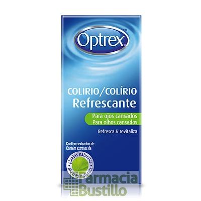 Optrex Colirio Refrescante para ojos cansados