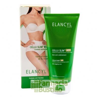 Elancyl CELLU SLIM 45+ Anticelulítico y antiflacidez cutánea 200ml