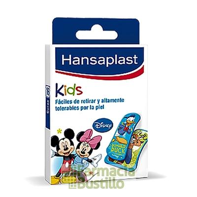 Apósito HANSAPLAST Junior para niños Mickey 16 Unid CN 330672