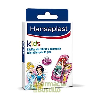 Apósito HANSAPLAST Junior para niños Princesas 16 Unid CN 259126