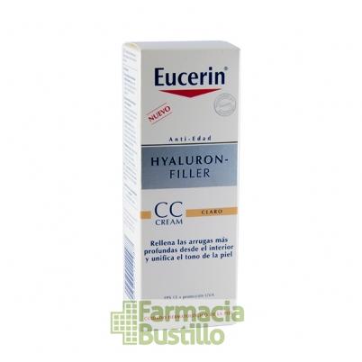 EUCERIN Hyaluron-Filler CC Crema Tono Claro CN
