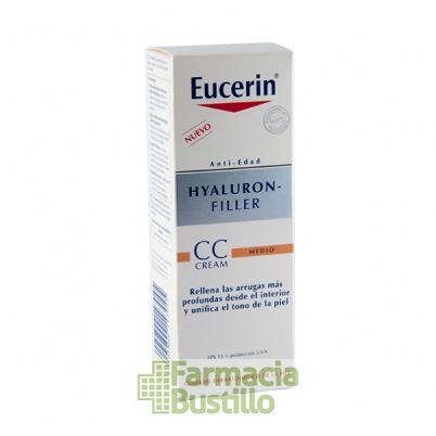 EUCERIN Hyaluron-Filler CC Crema Tono Medio CN