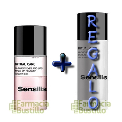 Sensilis Pack Ritual Care + Regalo 4º