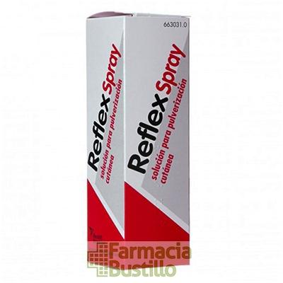 REFLEX SPRAY  Solución para pulverización cutánea 130ml