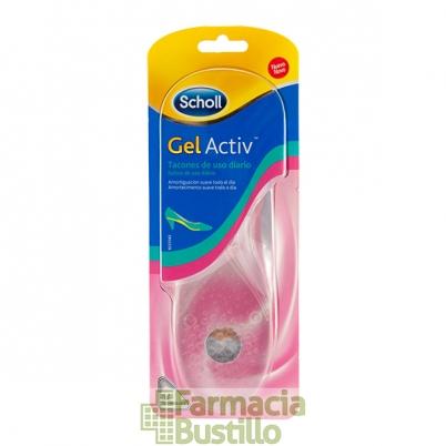 Plantillas Dr Scholl GelActiv Mujer Tacones de uso diario