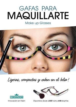 GAFAS para maquillarse los ojos CORONATION de una sola lente