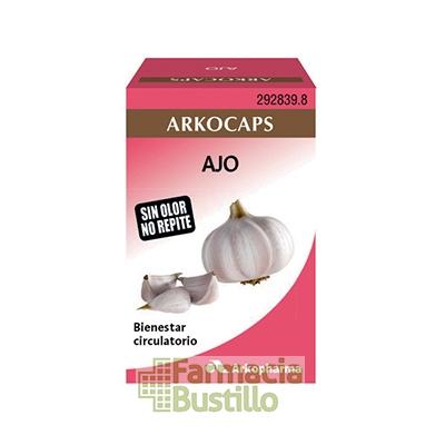 Arkocápsulas Ajo Envase de 48 cápsulas