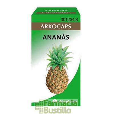 Arkocápsulas Ananas (Piña) 330mg Envase de 48 cápsulas