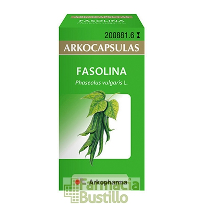 Arkocápsulas Fasolina (Vaina de Judía) Envase de 42 cápsulas