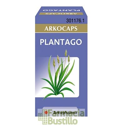 Arkocápsulas Plantago ( Mucivital)  Envase de 48 cápsulas