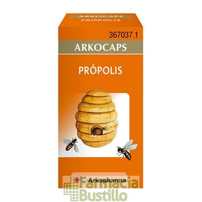 Arkocápsulas Própolis  Envase de 42 cápsulas