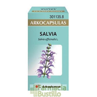 Arkocápsulas Salvia  Envase de 50 cápsulas
