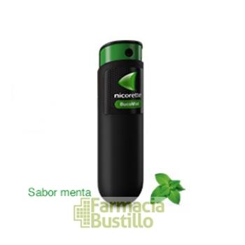Spray bucal de nicotina BucoMist