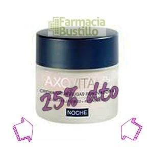 AXOVITAL Crema Antiarrugas Noche 50 ml