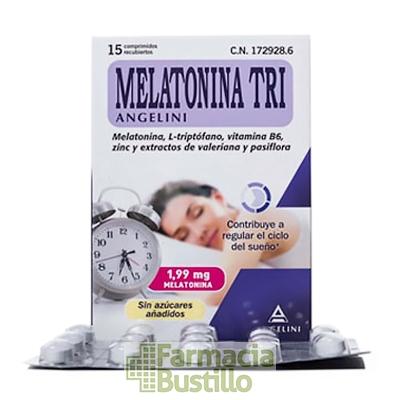 Melatonina TRI Angelini 30 comprimidos