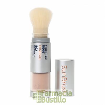 ISDIN Fotoprotector SUN BRUSH Mineral Brocha Facial SPF 50+