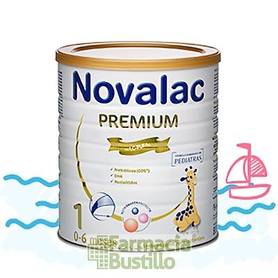 Novalac Premium 1 800g Leche de Inicio