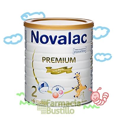 Novalac Premium 2 800g Leche de Continuación