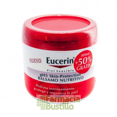 EUCERIN pH5 Skin-Protection Balsamo Nutritivo Piel sensible 300ml + 50% gratis