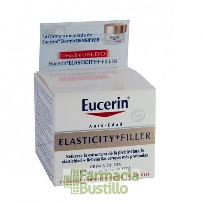 EUCERIN ELASTICITY+FILLER Crema de Día FP15  50ml