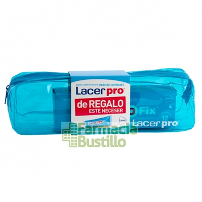 Lacer proFix crema adhesiva 70 g + Neceser REGALO