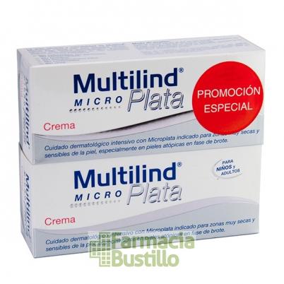 MULTILIND MicroPlata DUPLO crema 75ml + 75ml