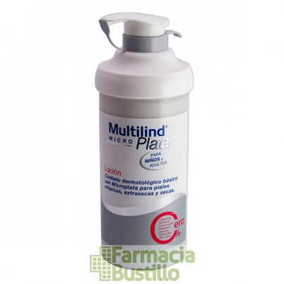 MULTILIND MicroPlata Loción 500ml