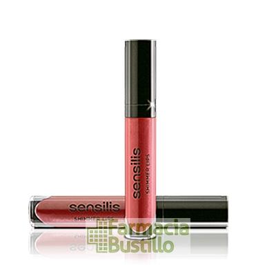 Sensilis SHIMMER LIPS brillo de labios confort NUEVO