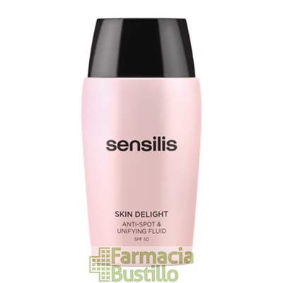 SKIN DELIGHT Fluido Antimanchas y Uniformizante 50ml SPF50