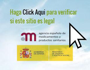 Haga click para verificar si este sitio es legal