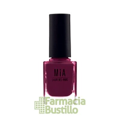 Esmaltes Uñas 5 Free MIA LAURENS Cosmetic 11ml Color CRIMSON CHERRY