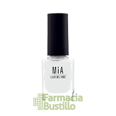 Esmaltes Uñas 5 Free MIA LAURENS Cosmetic 11ml Color  FROST WHITE