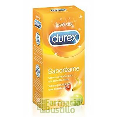 Durex Preservativos Saboreame 12 Ud