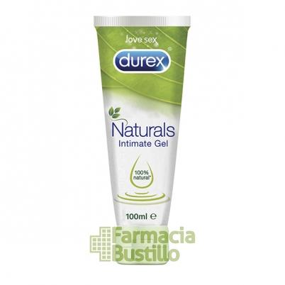 Durex Naturals Intimate Gel 100% Natural