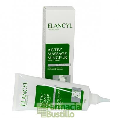 Elancyl ACTIV Slim Gel Masaje Anticelulítico RECAMBIO 200ml