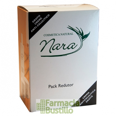 NARA Gel Reductor Reafirmante Pack 2 Unidades + REGALO Anticelulítico