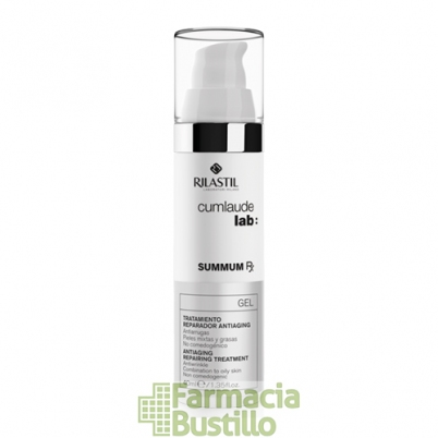 SUMMUN Gel Facial Cumlaude Lab Reparador antienvejecimiento 40ml