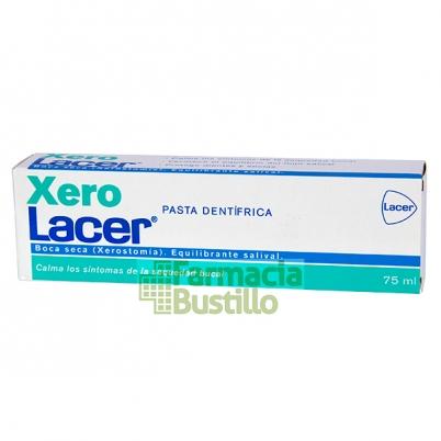 XeroLacer Pasta Dentífrica 75ml Boca seca