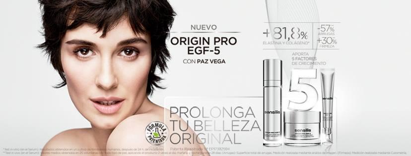 Sensilis ORIGIN PRO EGF 5