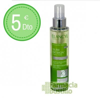 Elancyl SLIM DESIGN Aceite Anticelulítico y Antiestrias 2 en 1 150ml