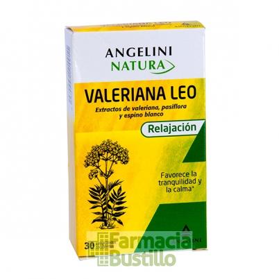 VALERIANA Leo Angelini pasiflora y espino blanco 30 comp