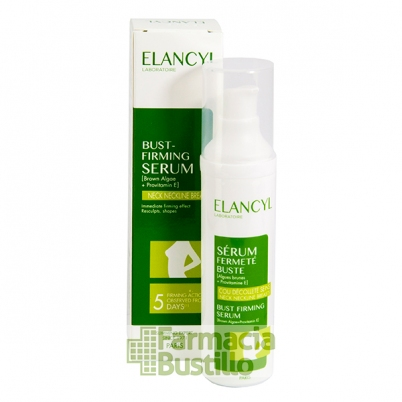Elancyl  SERUM Reafirmante del Busto 50ml